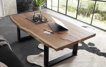Konferenční stolek z masivu FREGANO akát