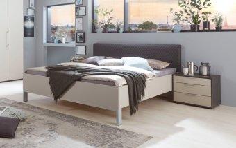 Moderní postel GLASGOW