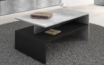 Konferenční stolek BAROS dekor beton