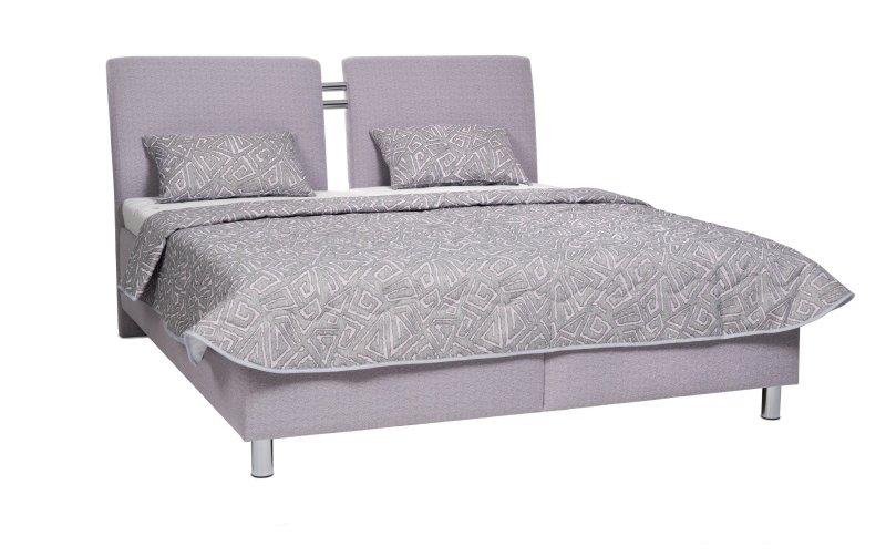 Čalouněná postel s úložným prostorem IVONNE - Pohoda 160x200
