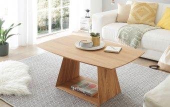 Konferenční stolek z masivu JACOBSTAD dub divoký