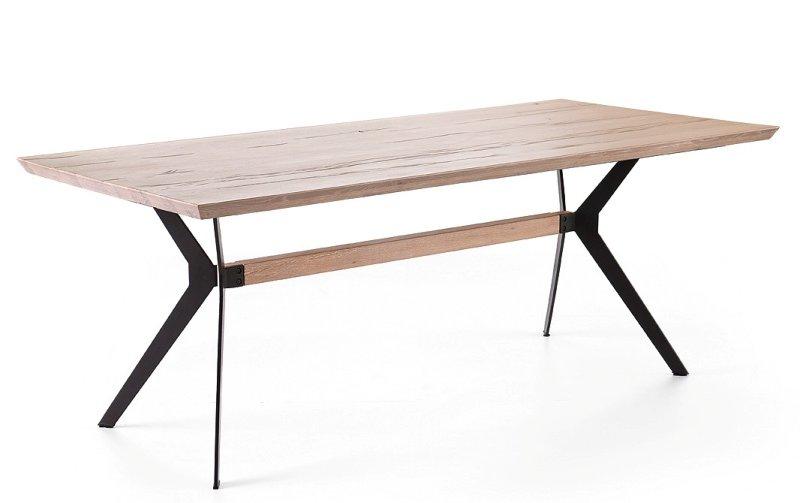 Jídelní stůl KITO dub bělený