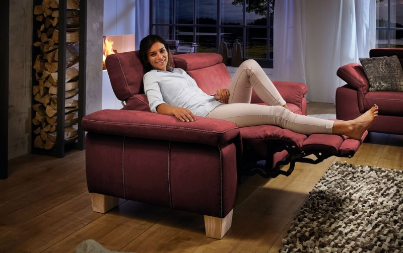 Pohovka LAVA 3 2,5-sed s funkcí relaxu
