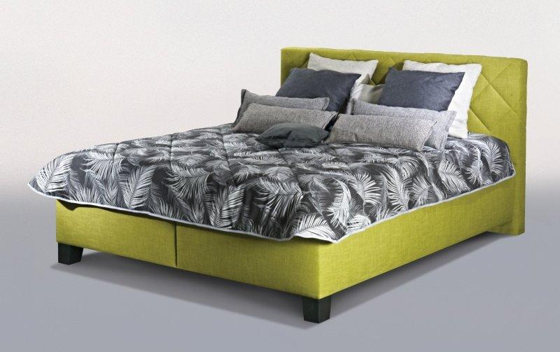 Čalouněná postel LIDO - New Design 180x200