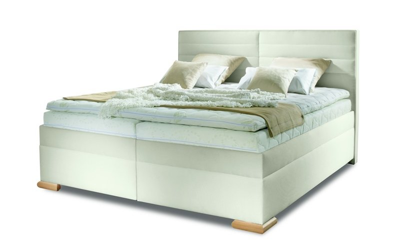 Postel boxspring LUCIA