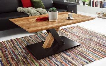Konferenční stolek z masivu MAVERICK akátové dřevo