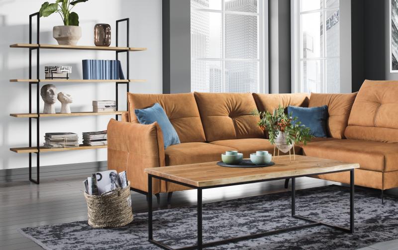 Dubový nábytek do obývacího pokoje MALIBU dub sukatý