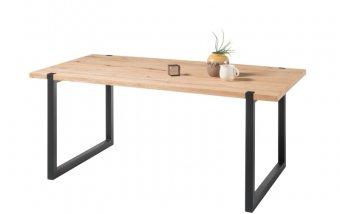Jídelní stůl MELVIN dub divoký