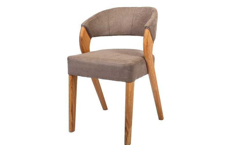 Jídelní židle z dubového masivu NAOMI