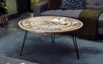Konferenční stolek NEVIS mangové dřevo
