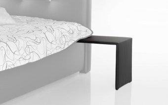 Čalouněný noční stolek ELO