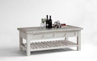 VÝPRODEJ: Konferenční stolek se zásuvkami LOTUS