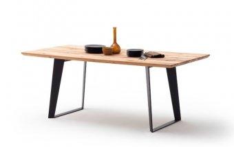 Jídelní stůl OSLO dub burgundský