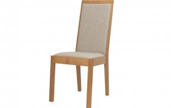 Dubová jídelní židle OSLO