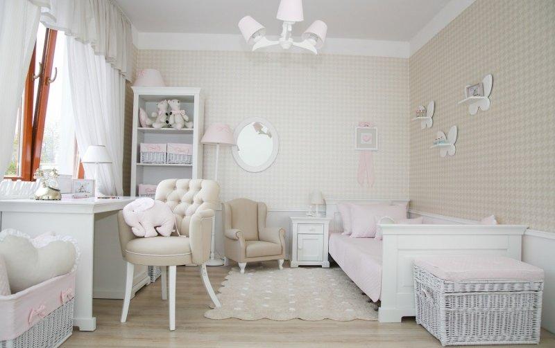 VÝPRODEJ: Dětský pokoj v provensálském stylu FRENCH LINE