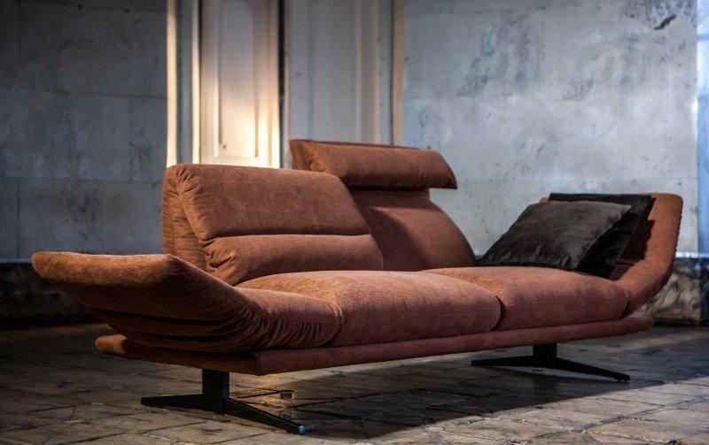 Luxusní designová pohovka PERRY sofa 2,5