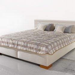 Čalouněná postel s úložným prostorem GROTA - New Design 180x200
