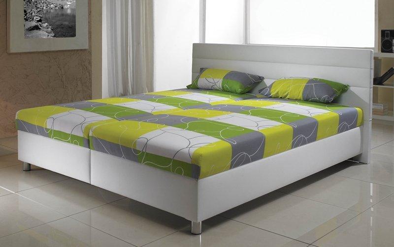 Moderní manželská postel DESIGN