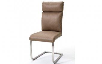 Židle jídelní RABEA/RILEY antik písková