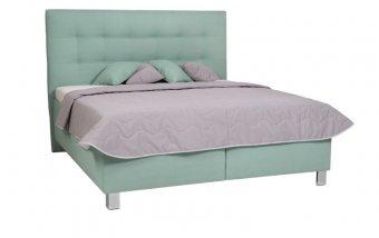 Čalouněná postel s úložným prostorem RAMONA - Pohoda 160x200