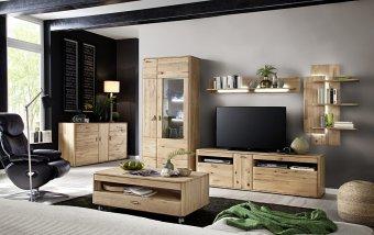 Nábytek do obývacího pokoje RAVELLO 4 dub bělený