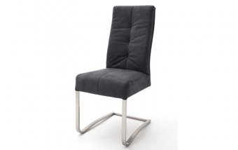Židle jídelní SALVA antik černá