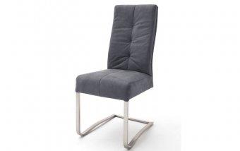 Židle jídelní SALVA antik šedá