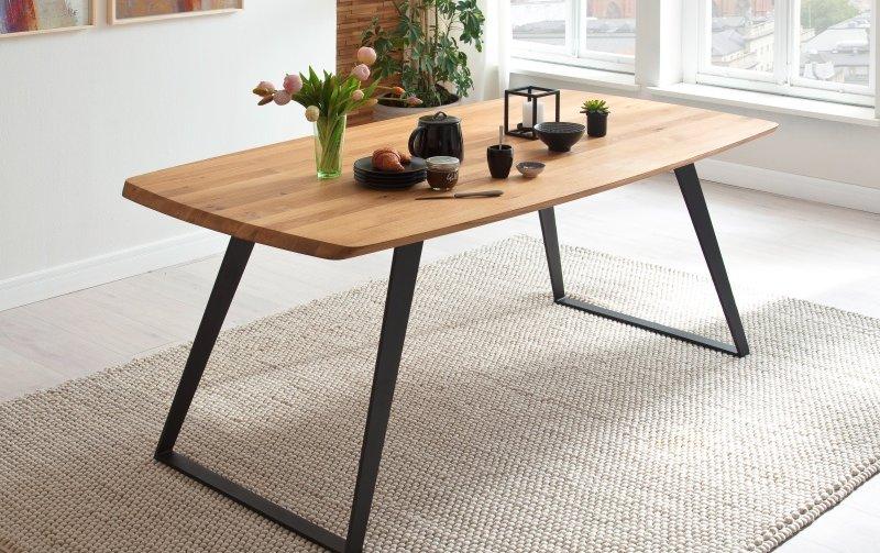 Jídelní stůl SAN JUAN dub divoký