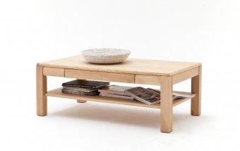 Konferenční stolek TARRAGONA dub bělený