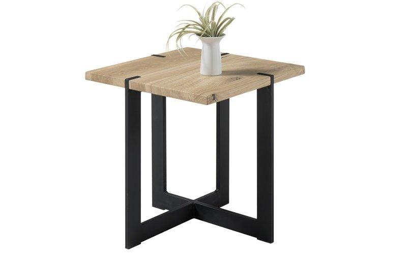 Odkládací stolek z masivu TIAGO MINI dub přírodní