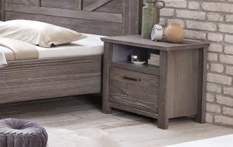 Noční stolek ALEO borovice antik