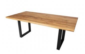 Jídelní stůl z masivu VESUV dub rustik