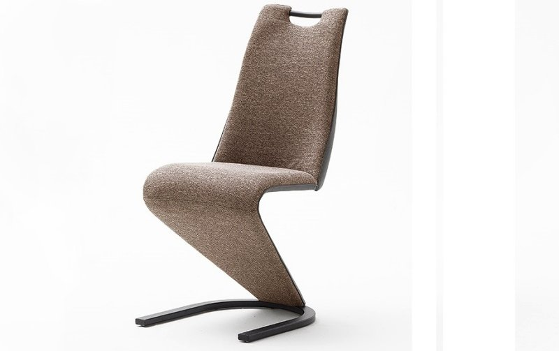 Moderní jídelní židle VITORIA cappuccino