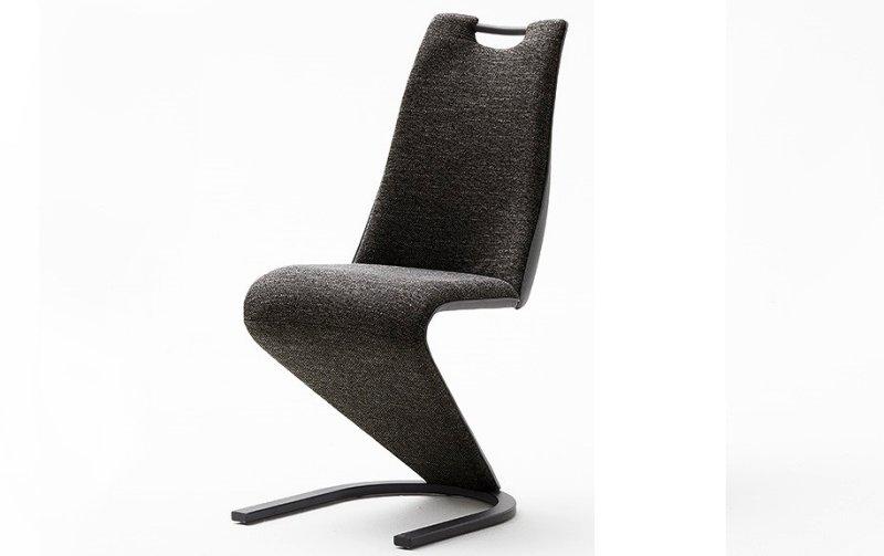 Moderní jídelní židle VITORIA černá
